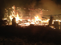 В свердловской области за минувшие сутки при пожарах погибло 9 человек, а с начала ноября 23 человека.