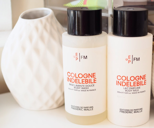 Editions de Parfums Frederic Malle Cologne Indelebile Body Wash and Milk Get Lippie 20160731