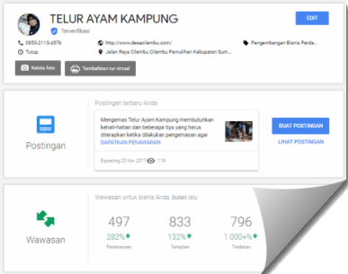 Google My Business adalah
