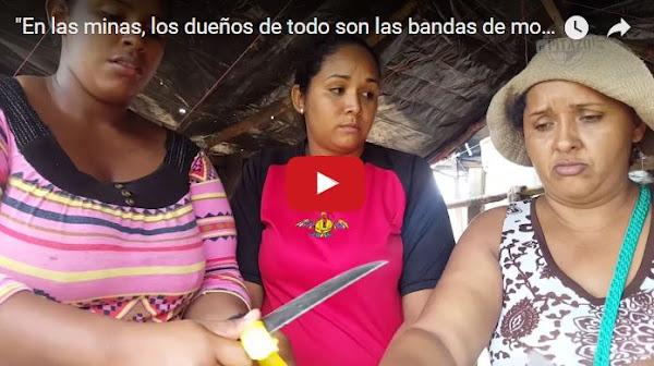 8 mineros ilegales asesinados por la policía en El Callao