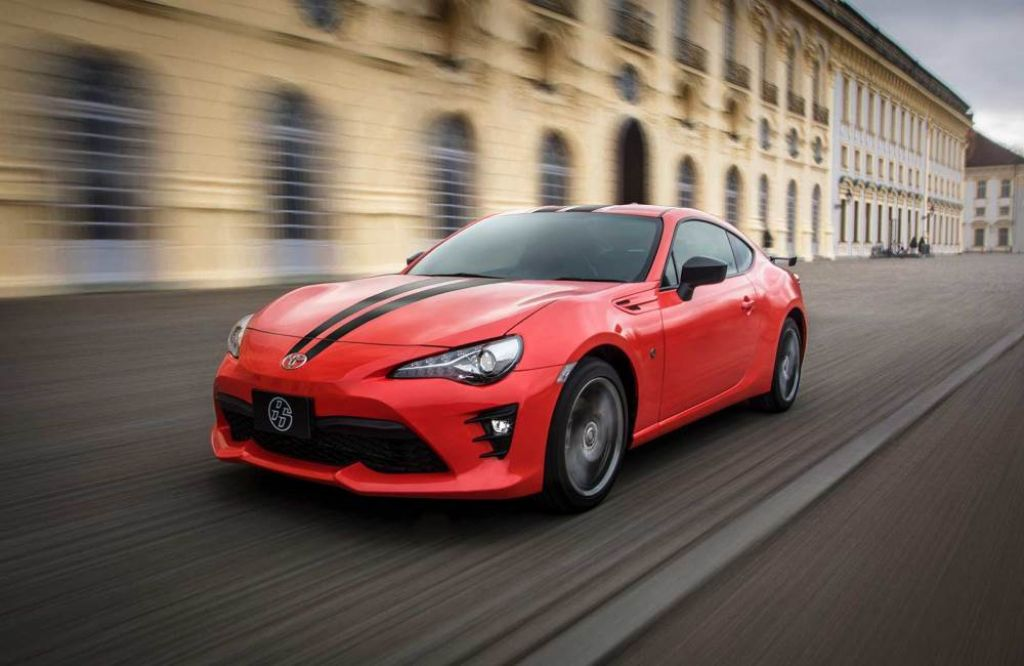 2018 New Toyota GT-86