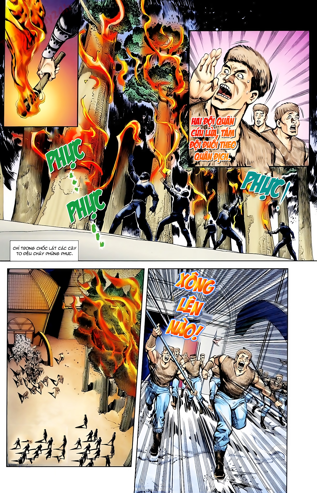 Cơ Phát Khai Chu Bản chapter 61 trang 20