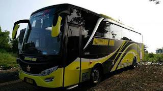 PO. ANUGRAH JAYA Bus Pariwisata SETRA