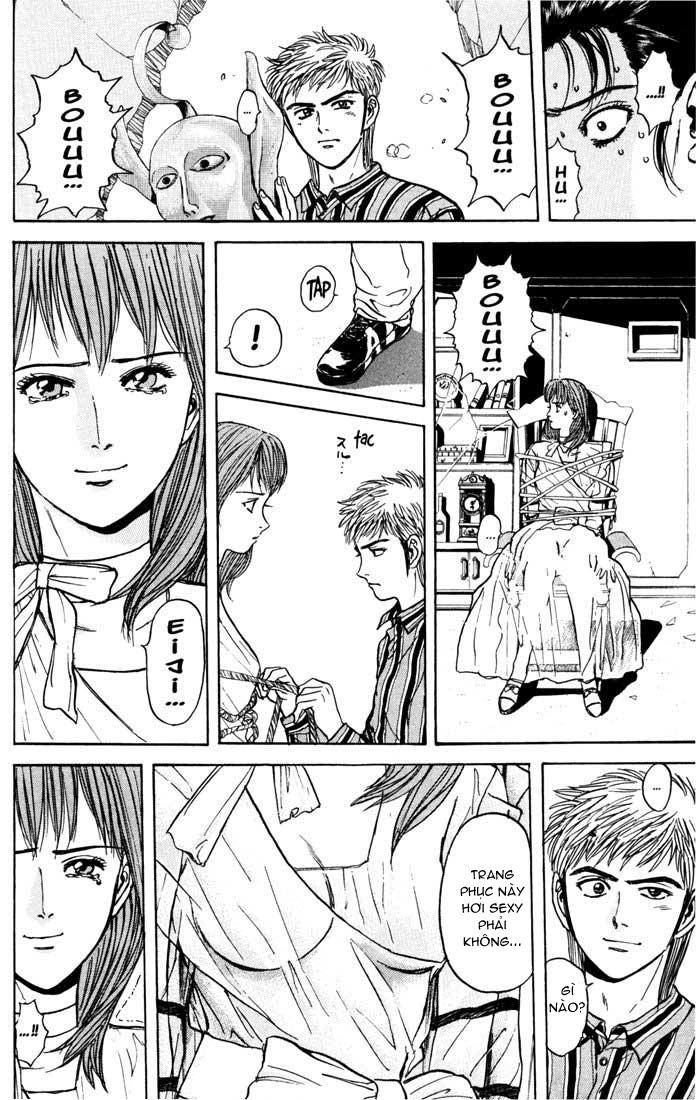 Psychometrer Eiji chapter 34 trang 16