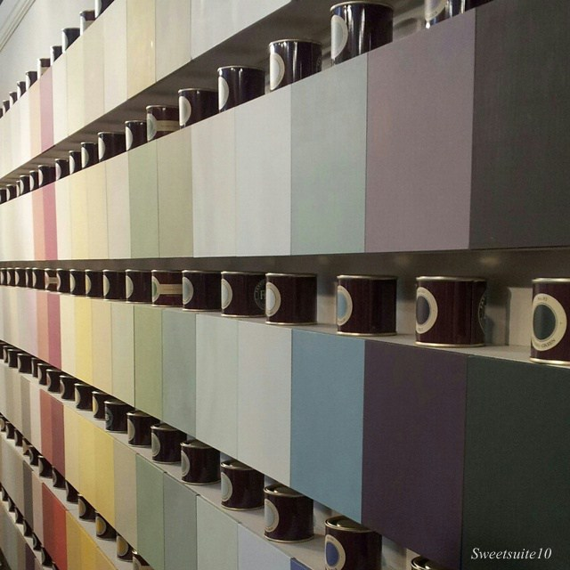 Farrow and ball paint colours