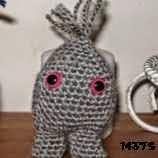 patron gratis monstruo amigurumi, free amigurumi pattern monster