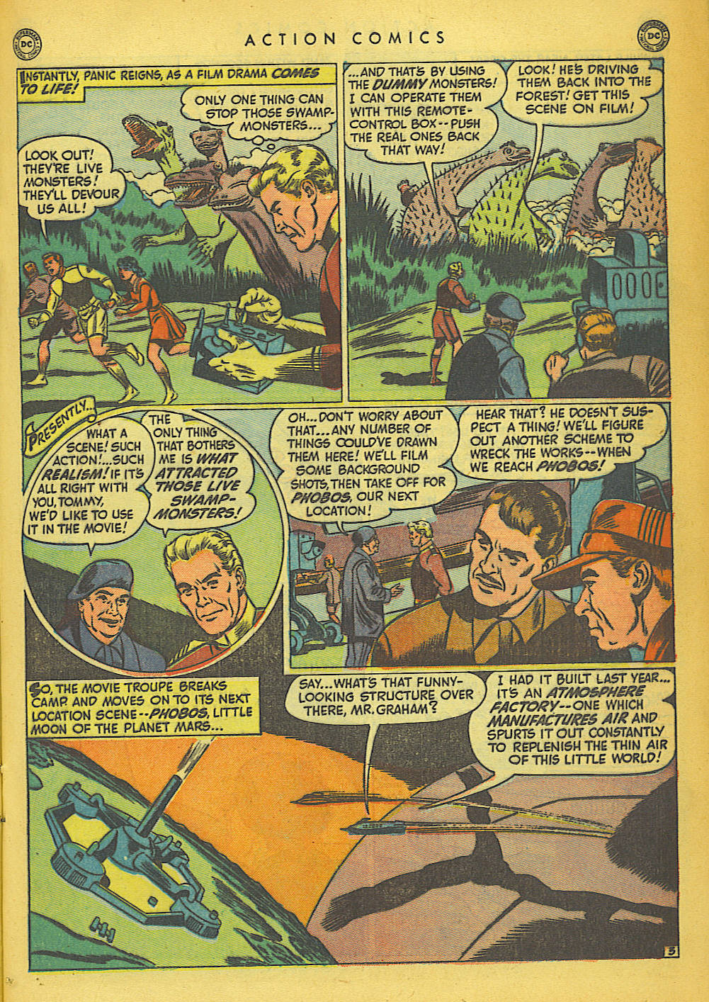 Read online Action Comics (1938) comic -  Issue #149 - 16