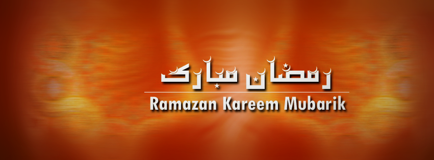 Ramadan mubarak cover photos for facebook