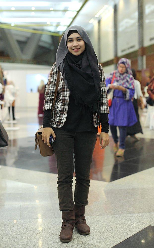 Kombinasi Hijab Yang Cocok Untuk Acara Ngabuburit Atau Buka Bersama Bareng Temen