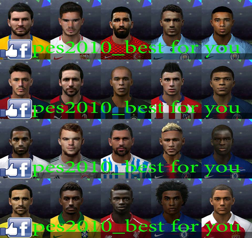 Ultigamerz: PES 2010/PES 2011 FACE