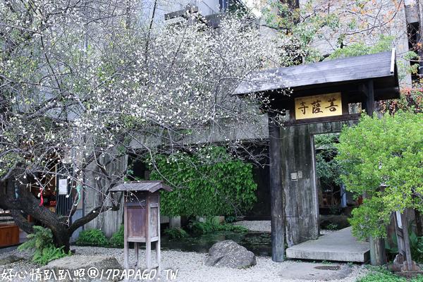 《台中.大里》菩薩寺-清水模綠建築,隱身在都市中的現代化寺廟