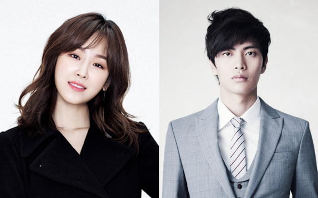 徐玄振 李民基合作演出JTBC《愛上變身情人》戲劇版男女主角