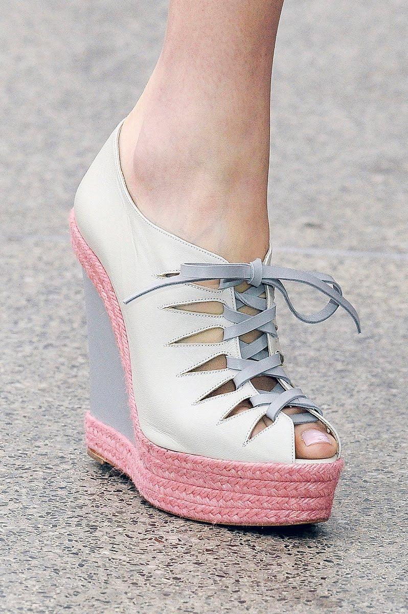 Raffia Shoes For Sale