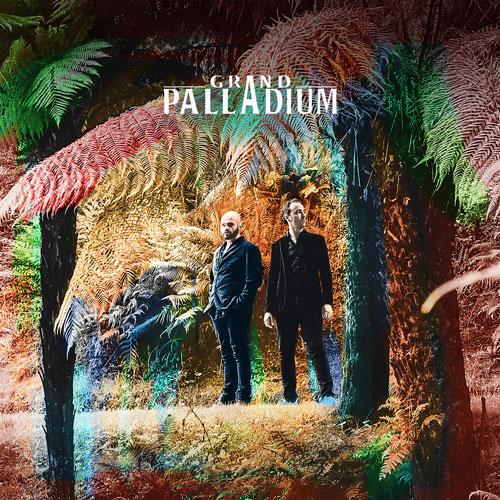 Grand Palladium nous offre 11 titres pleins de poésie folk pop.