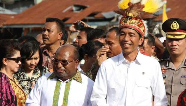 Harga BBM di Papua Capai Rp 100.000, Didepan Bos Pertamina Jokowi Marah