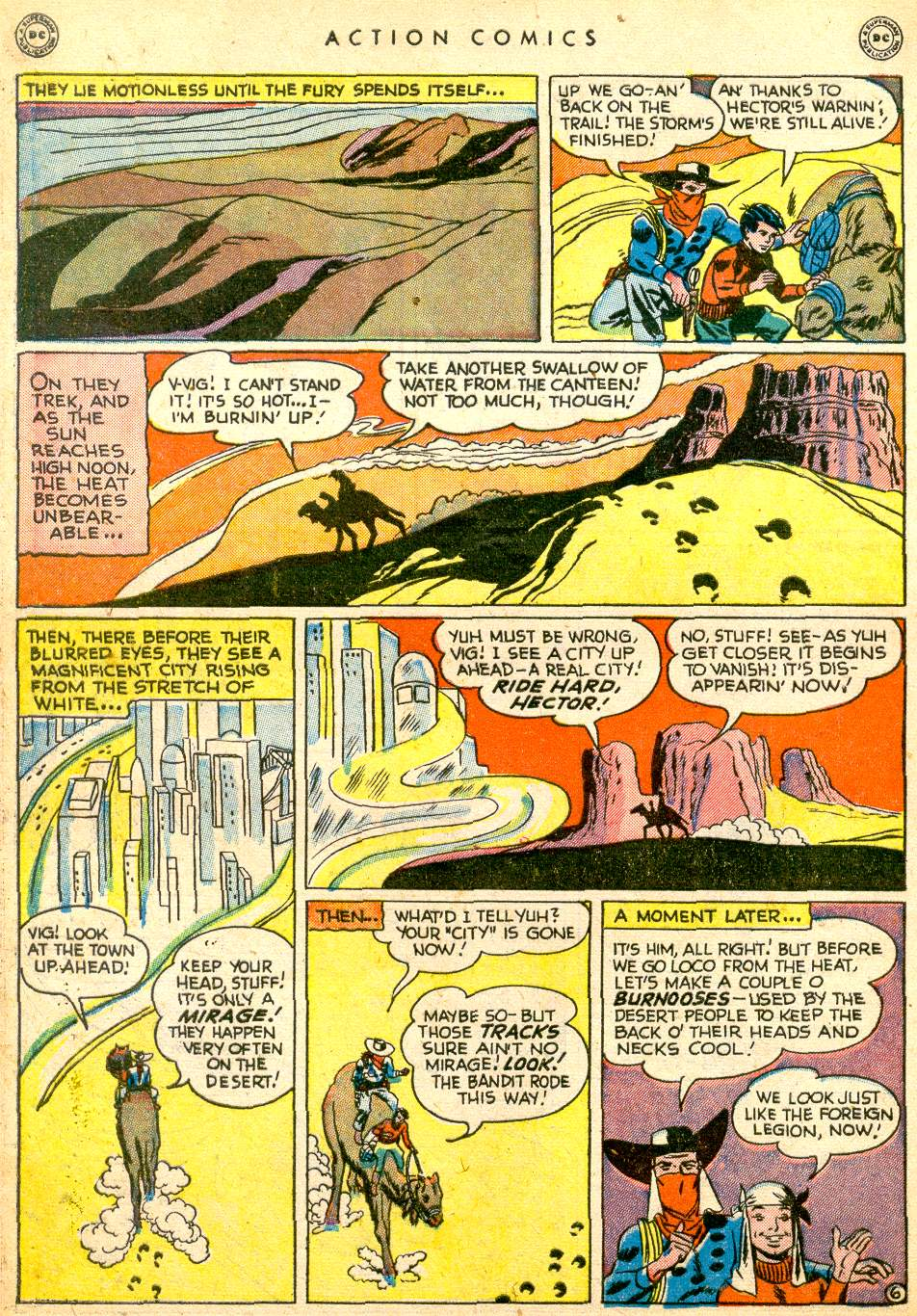 Read online Action Comics (1938) comic -  Issue #126 - 46