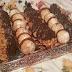 حلوى الفول السوداني اي الكاوكاو و الشكولاطة
