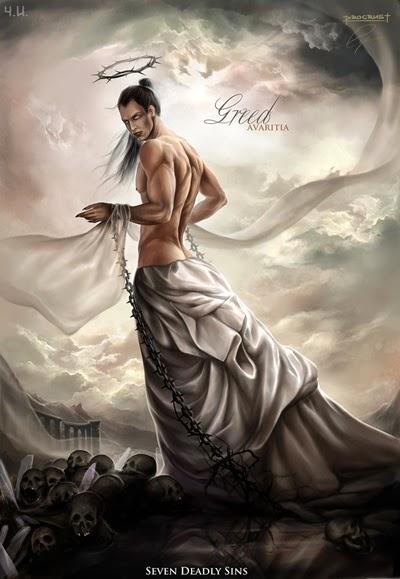 โลภ (Greed) @ บาป 7 ประการ (Seven Deadly Sins)