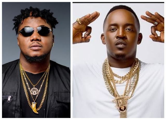 Bros go sit down, we are making money, you're making noise CDQ blast M.I