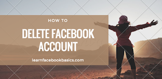 How to Delete Facebook Account | Permanently Delete Facebook On Android Device