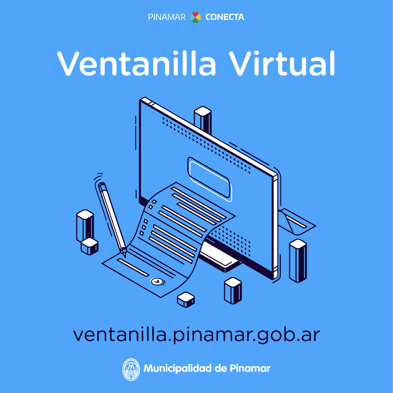 Info Municipal: Ventanilla Virtual