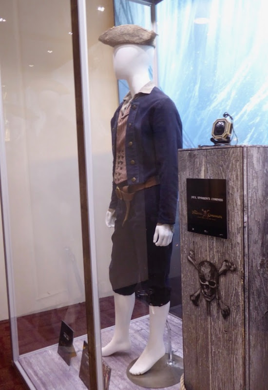 Pirates of the Caribbean Dead Men Henry Turner costume