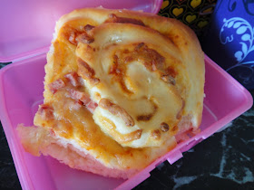 Veronica S Kitchen Cinnamon Rolls And Ham Amp Cheese Scrolls