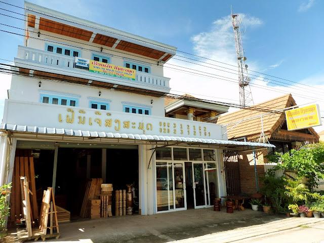 hoteles en luang namtha
