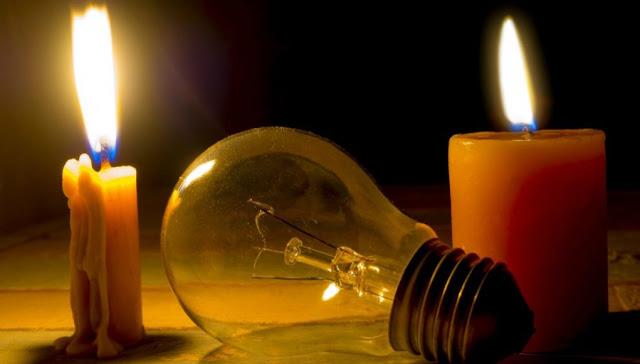 Διακοπή ρεύματος στο Ναύπλιο εν μέσω θεομηνίας