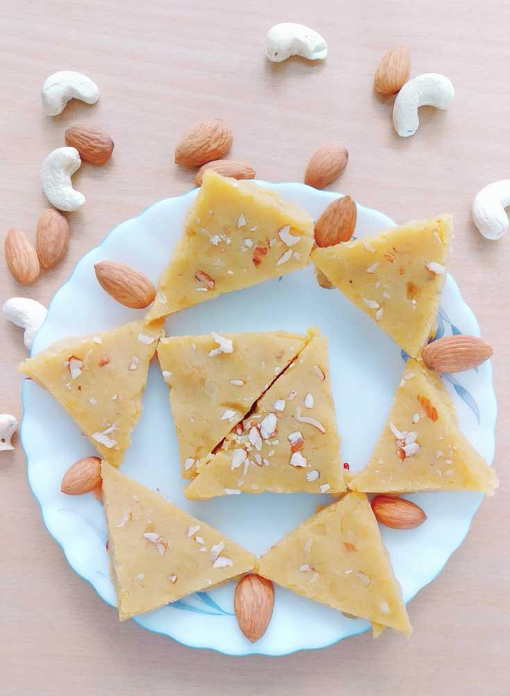 How To Make Chana Dal Halwa