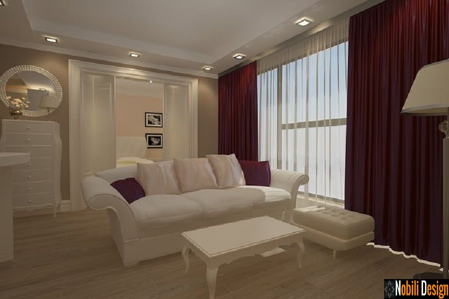 Design interior clasic - Bucuresti