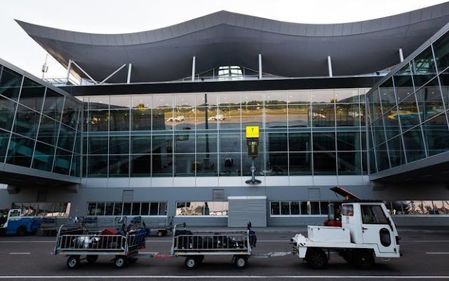 У Борисполі здійснив екстрену посадку літак Доха - Даллас