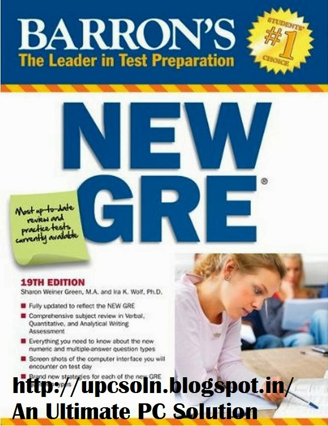 Guide 2014 pdf gre official