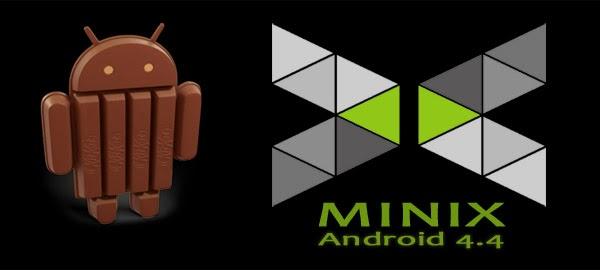 MINIX Android 4.4