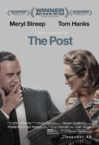 The Post (DVDScr Ingles Subtitulada) (2017)