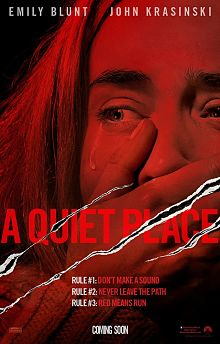 Sinopsis pemain genre Film A Quiet Place (2018)