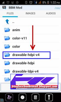 Tutorial Ganti Tema + Background BBM Android [ Detail & Lengkap ] 2