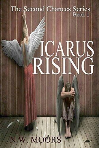 """N.W. Moors, """"Icarus Rising"""""""