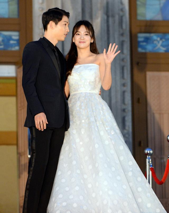 Wedding Dress Song 12 Unique Song Joong Ki Song