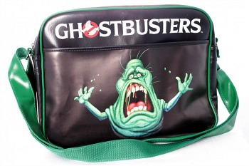 Ghostbusters Slimer Messenger Bag