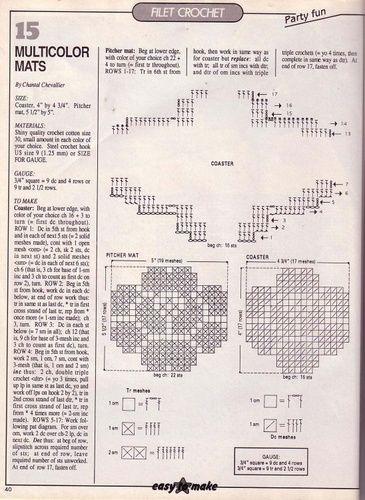 diagramme gratuit au crochet