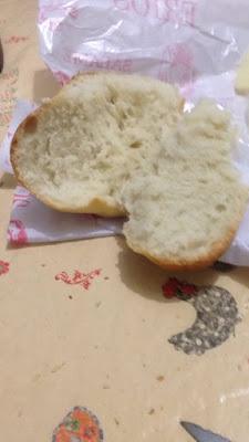 Pão de leite sem leite