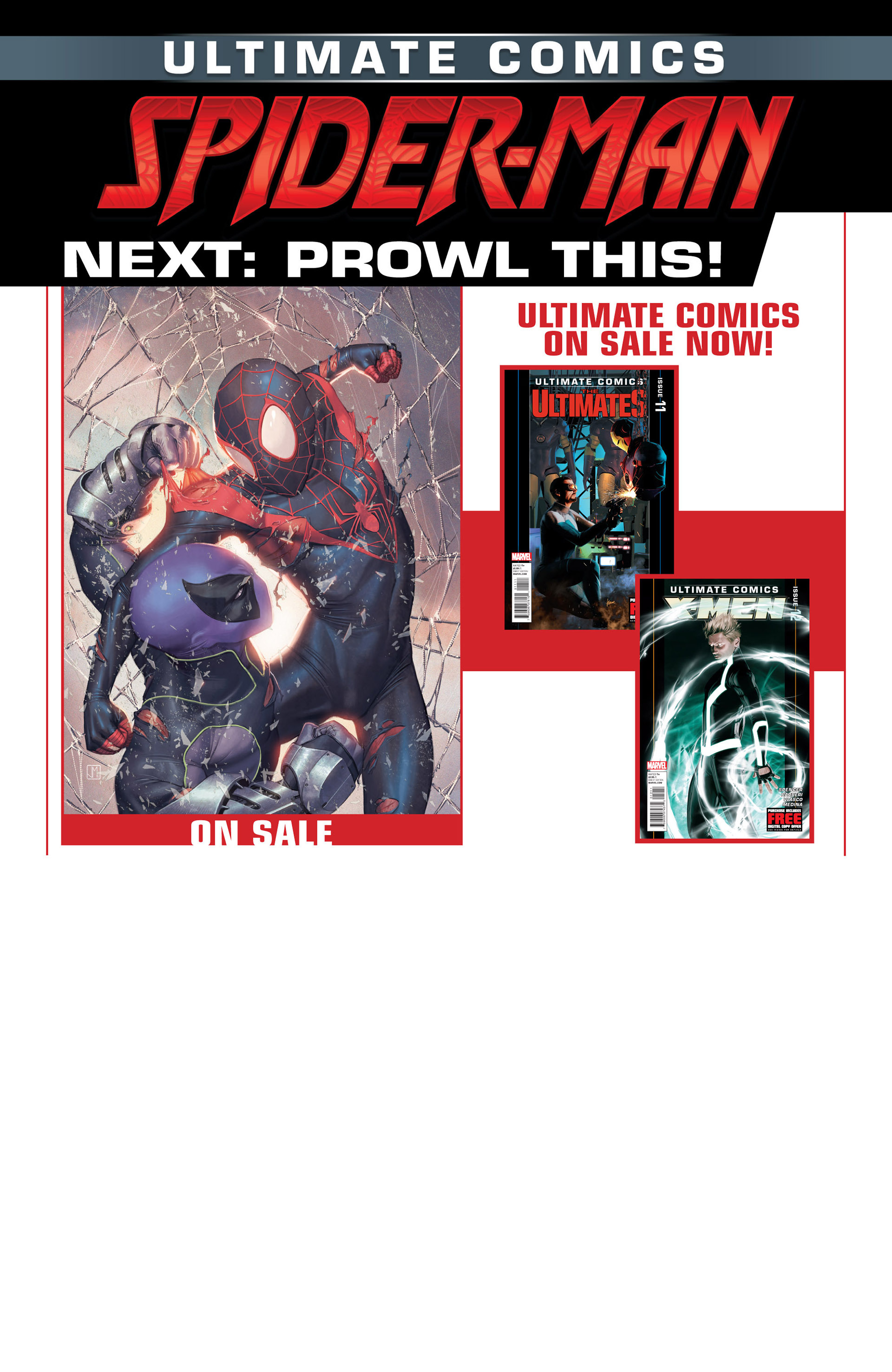 Read online Ultimate Comics Spider-Man (2011) comic -  Issue #11 - 22