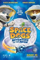Space Dogs: Aventura a la Luna (2016)