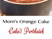 Mom's Orange Cake