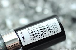 Review: 13 essence Update Produkte - Metal Shock Eyeshadow - www.annitschkasblog.de