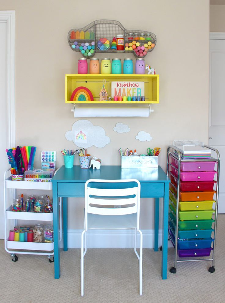 comment bien ranger le bureau de son enfant le blog d co top. Black Bedroom Furniture Sets. Home Design Ideas