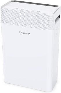【激安倉庫限定amazonクーポン】UNbeaten 空気清浄機 50%OFF 5,240円 [5/31まで]