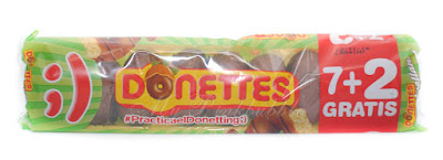 Donettes avellanas