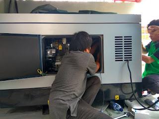 Melayani instalasi kabel power genset